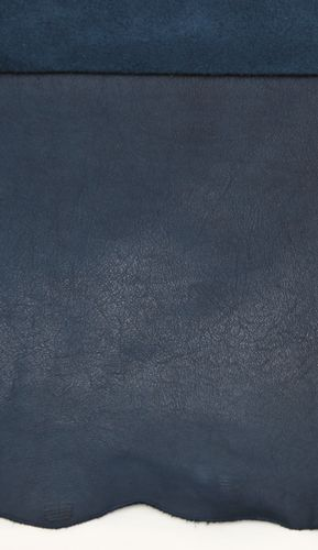 Ecopell nappa leather pre-cut togabo-blue