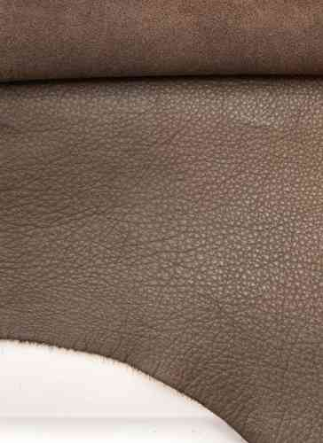 Ecopell nappa leather pre-cut mausi